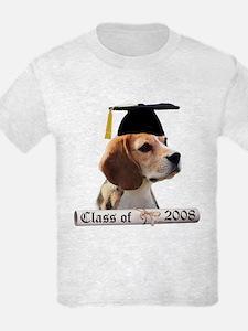Beagle Grad 08 T-Shirt