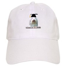 Bearded Grad 08 Baseball Cap