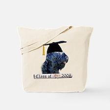 Black Russian Grad 08 Tote Bag