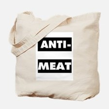 Anti-Meat Tote Bag