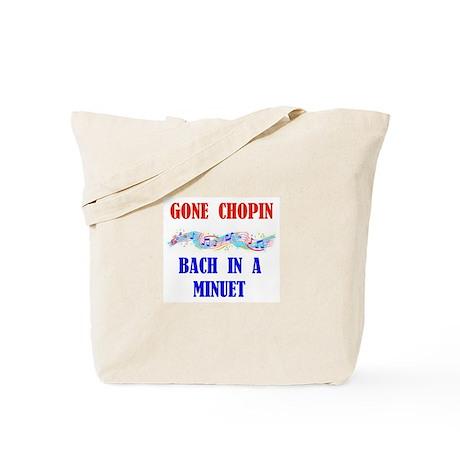 MUSIC GREATS Tote Bag