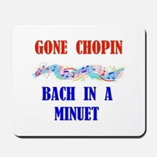 MUSIC GREATS Mousepad