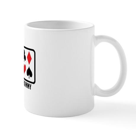 Eat, Sleep, Rummy Mug