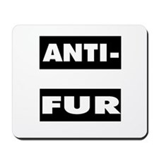 Anti-Fur Mousepad