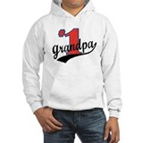 1 grandpa Light Hoodies