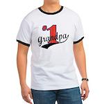 #1 Grandpa Ringer T