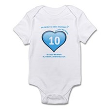 Ho visto Maradona Infant Bodysuit