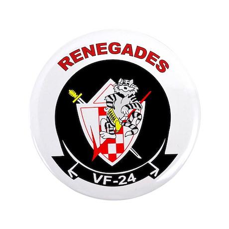 """VF 24 Renegades 3.5"""" Button"""
