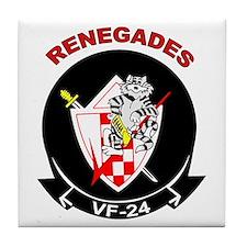 VF 24 Renegades Tile Coaster
