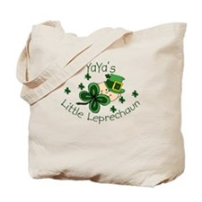 YaYa's Leprechaun Tote Bag