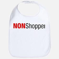 Non-Shopper Bib
