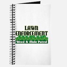 Lawn Enforcement Journal