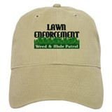 Lawn enforcement officer Classic Cap