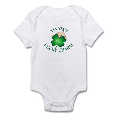 YiaYia's Lucky Charm Infant Bodysuit