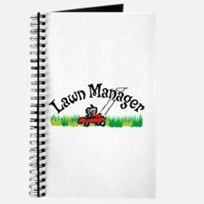Lawn Manager Journal