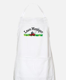 Lawn Manager BBQ Apron