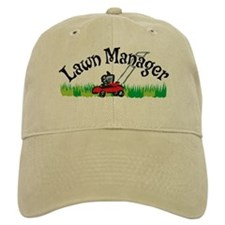 Lawn Manager Baseball Cap