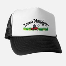 Lawn Manager Trucker Hat