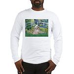Bridge / Lhasa Apso Long Sleeve T-Shirt