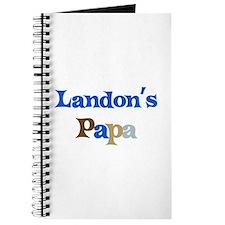 Landon's Papa Journal