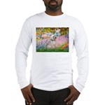 Garden / Lhasa Apso Long Sleeve T-Shirt