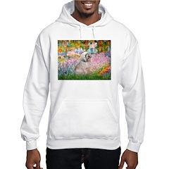 Garden / Lhasa Apso Hoodie