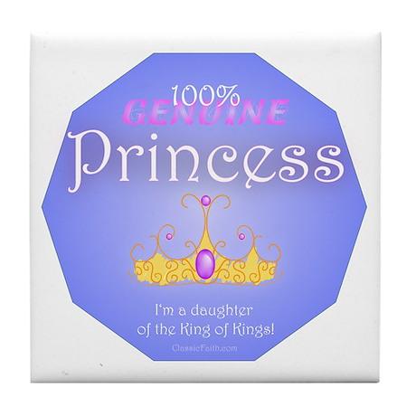 Genuine Princess Tile Coaster