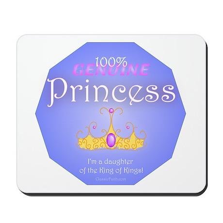 Genuine Princess Mousepad