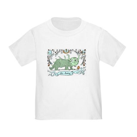 Hodag Toddler T-Shirt