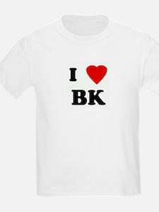 I Love BK T-Shirt