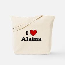 I Heart Alaina Tote Bag