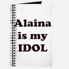 Alaina is my IDOL Journal