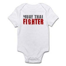 Muay Thai Fighter Infant Bodysuit