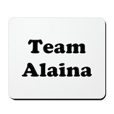 Team Alaina Mousepad