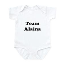 Team Alaina Infant Bodysuit