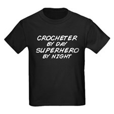 Crochet Superhero by Night T
