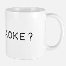 Got Karaoke Design Mug