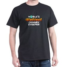 World's Hottest Chimn.. (D) T-Shirt