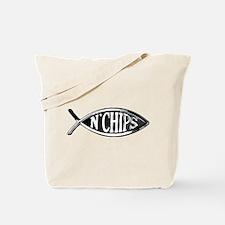 Fish n' Chips Tote Bag