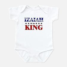 IZAIAH for king Infant Bodysuit