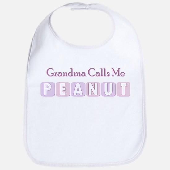 Grandma Calls Me Peanut Bib