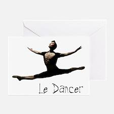 Le Danseur Greeting Cards (Pk of 10)