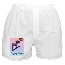 Easter Egg Notes Boxer Shorts