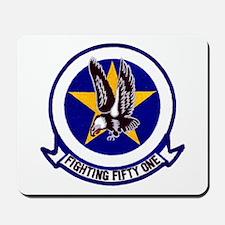 VF 51 Screaming Eagles Mousepad
