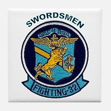 VF 32 / VFA 32 Swordsmen Tile Coaster