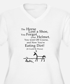 Bad Horse Day T-Shirt
