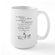 Bad Horse Day Mug