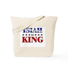 ISIAH for king Tote Bag