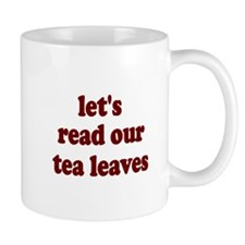 Tea Leaves Mug