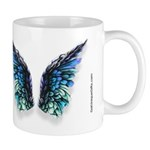 Angel & Wings Mug